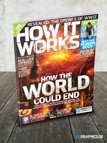 How it Works Issue 78 Cover