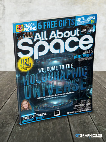 All About Space Ausgabe 104,108,111