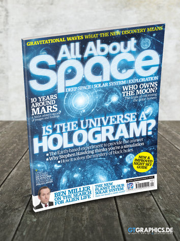 All About Space Ausgabe 47 - 49