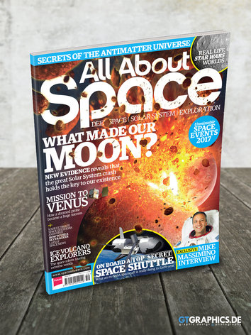 All About Space Ausgabe 59 - 61