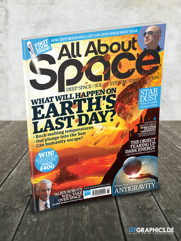 All About Space Ausgabe 65 - 67