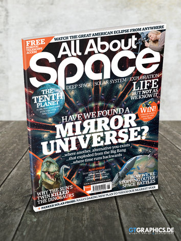 All About Space Ausgabe 68 - 70
