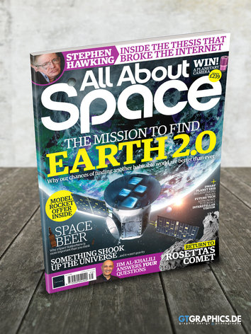 All About Space Ausgabe 74 - 76