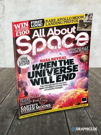 All About Space Ausgabe 80-82