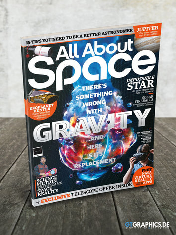 All About Space Ausgabe 83-85