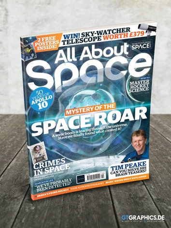 All About Space Ausgabe 88-91