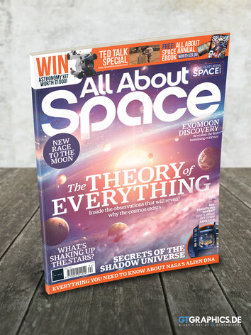All About Space Ausgabe 92-94