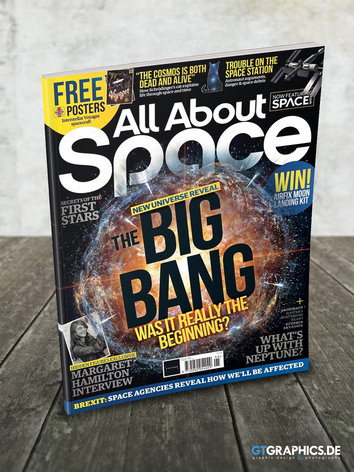 All About Space Ausgabe 95-97