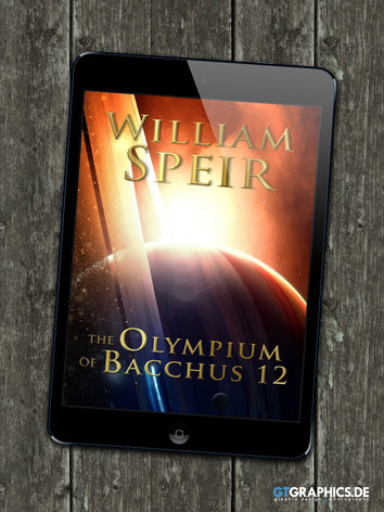 "Buch ""The Olympium of Bacchus 12"""