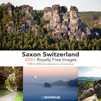 Saxon Switzerland Ref Pack