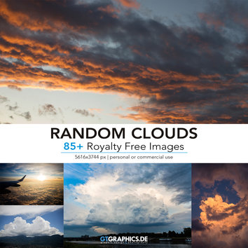 Free Clouds Ref Pack