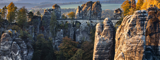 Bastei Morning