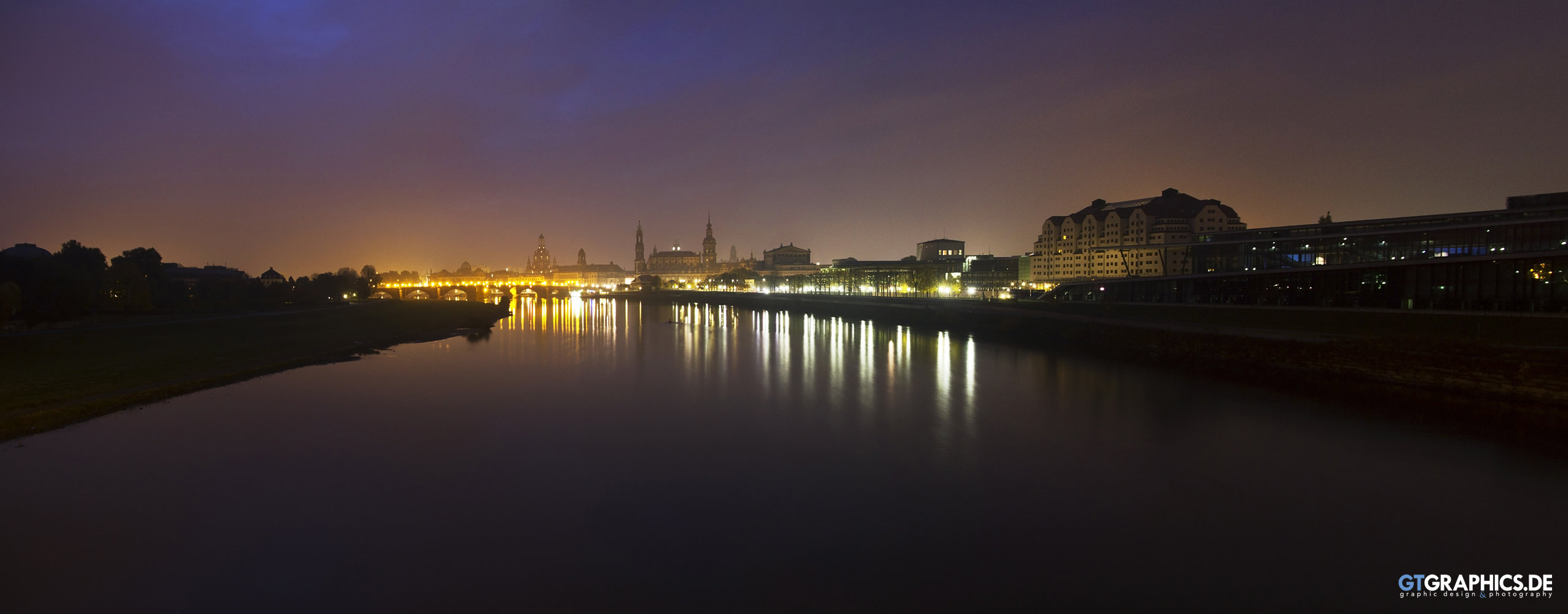 Dresden Morning