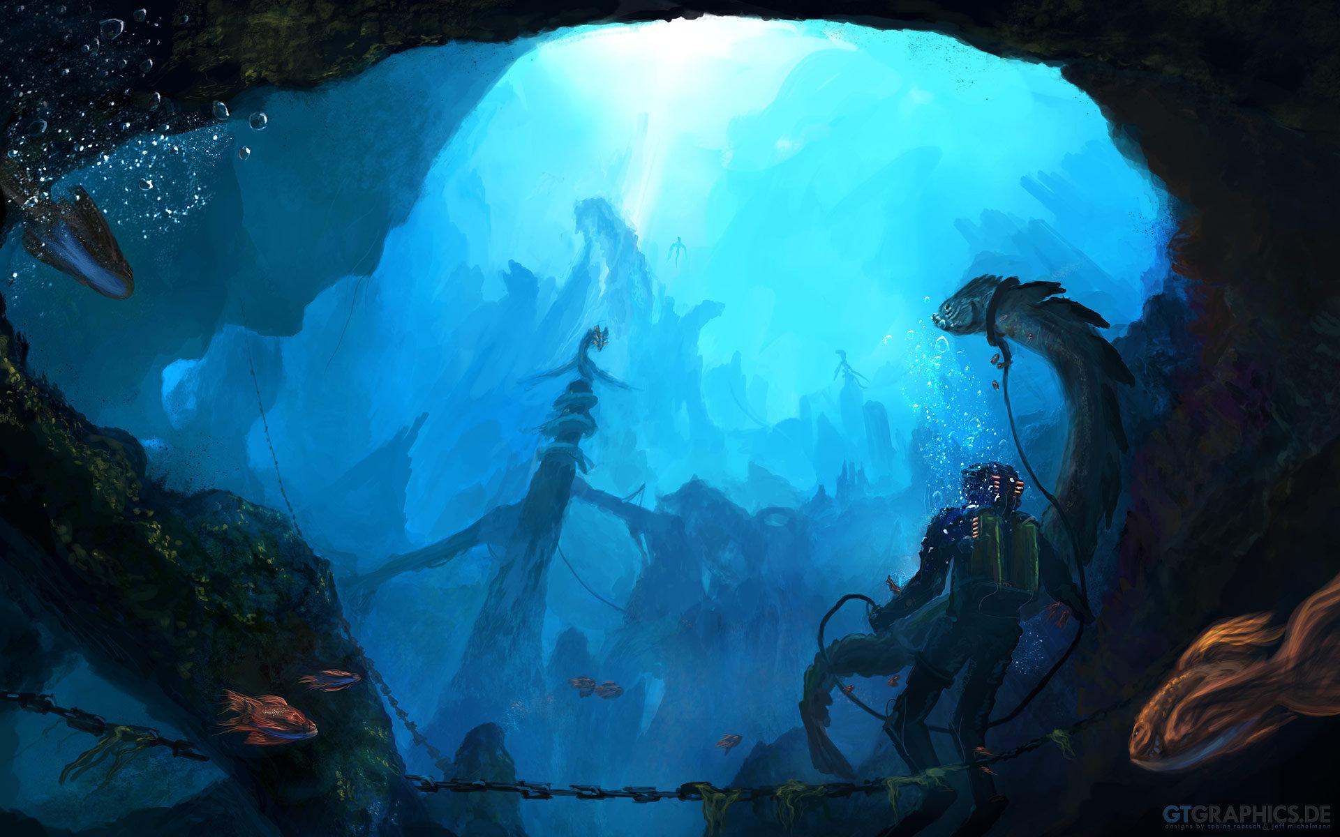 Underwater pic 7 #GoPro