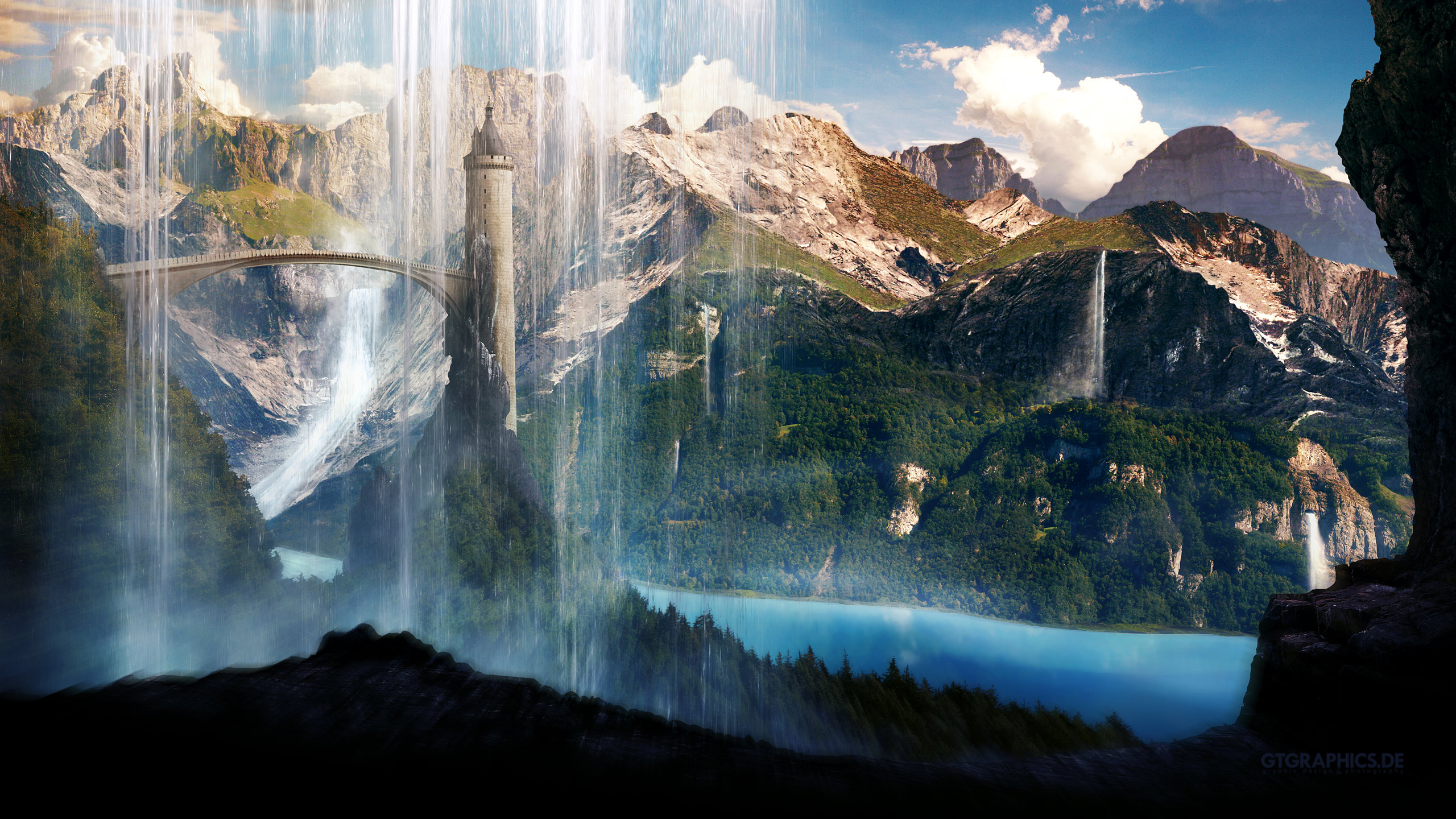 Liquid Curtain