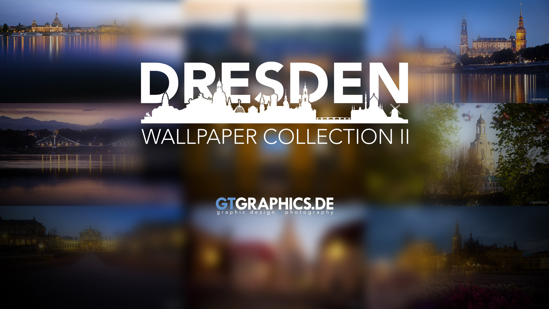 Dresden Wallpaper Collection II