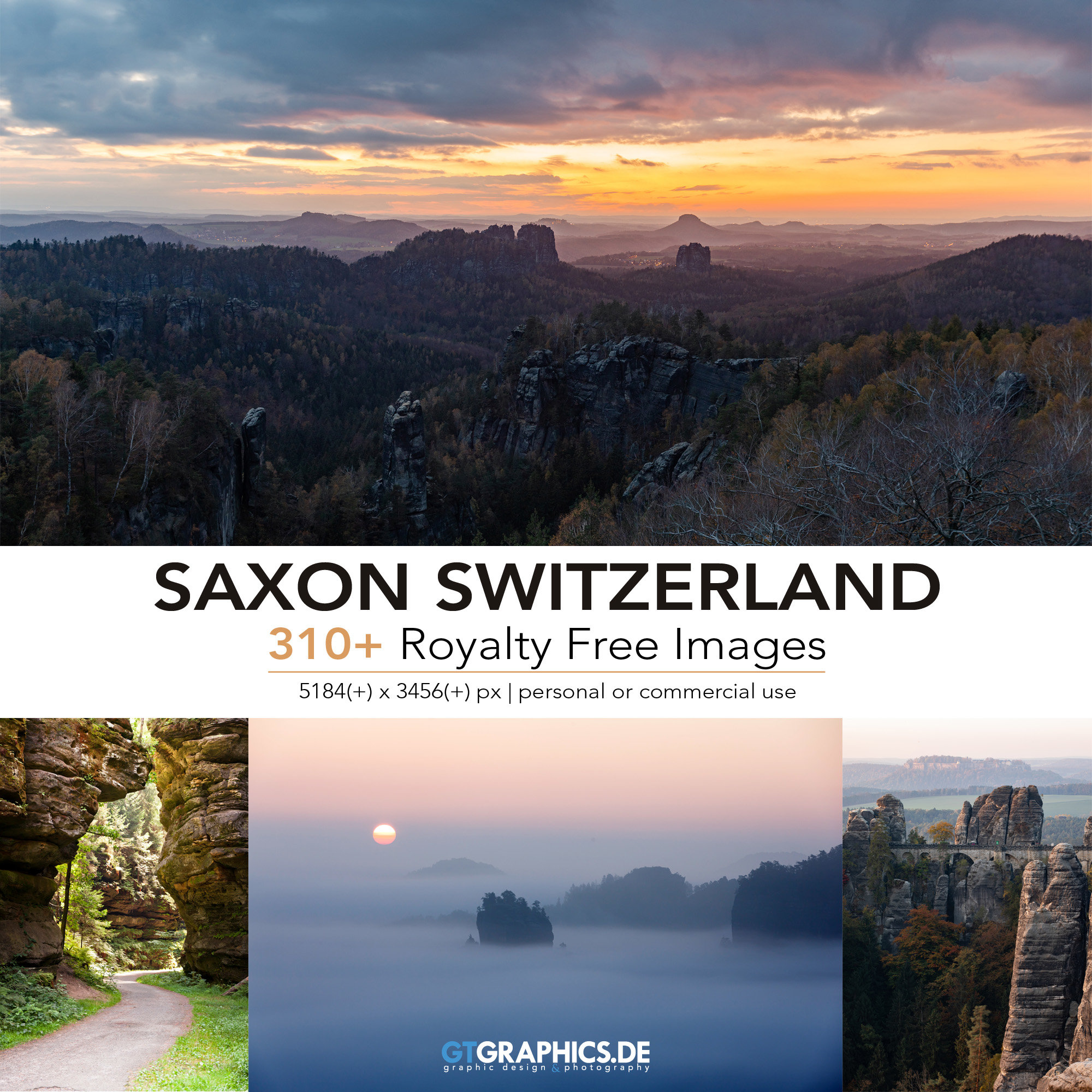 Gumroad Cloudy Saxon Switzerland