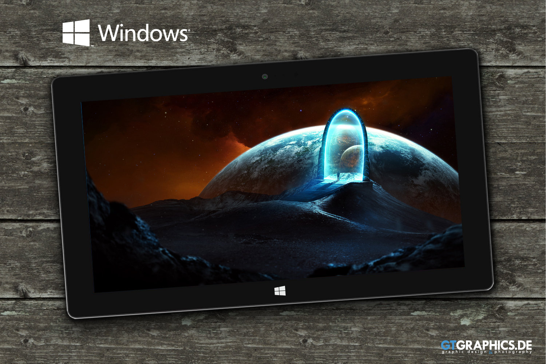 Windows 7/8/10 Theme IV · Miscellaneous · Showcase · GTGRAPHICS