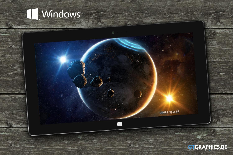Windows 7/8/10 Theme V · Miscellaneous · Showcase · GTGRAPHICS