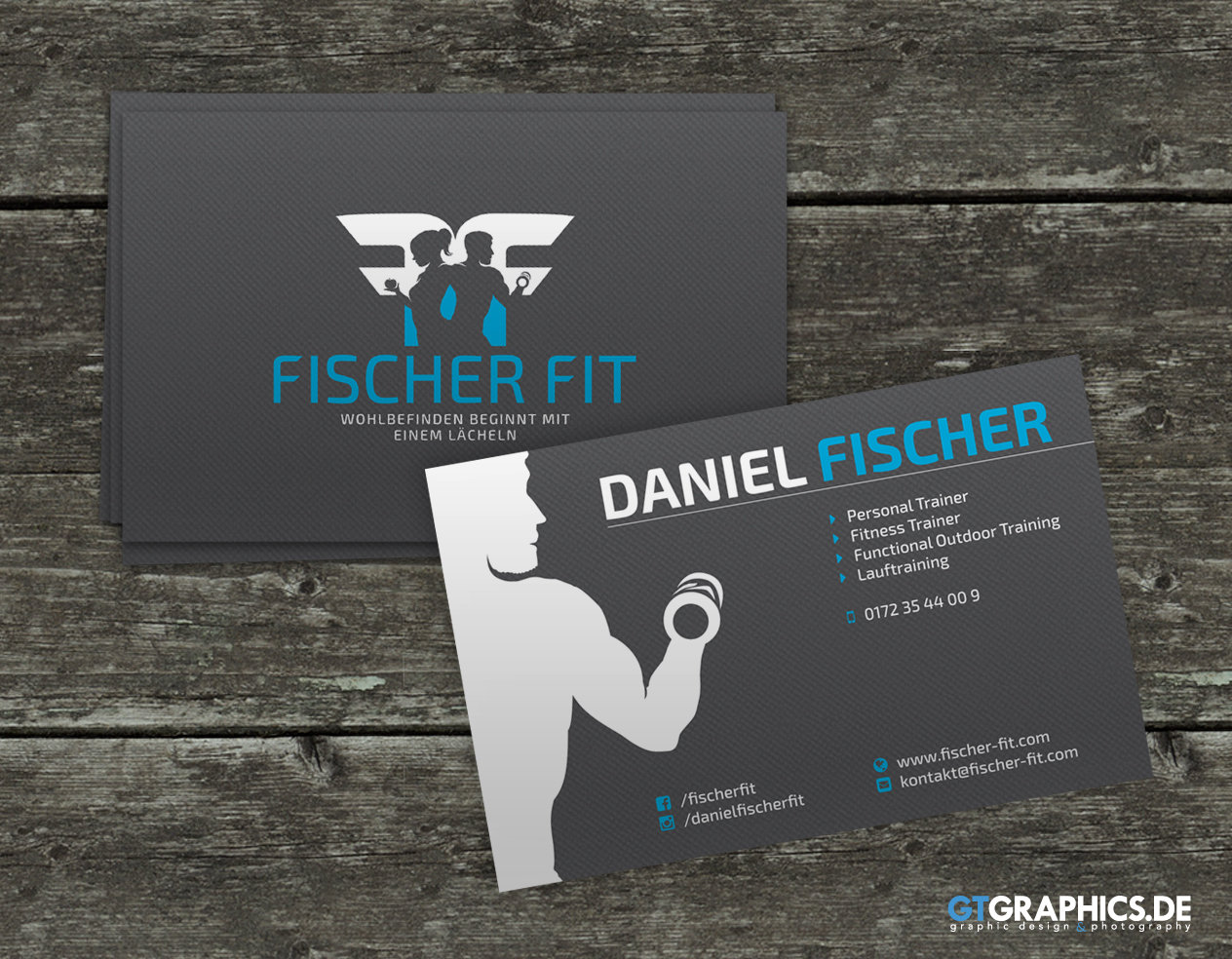 Fischer Fit Print Showcase Gtgraphics